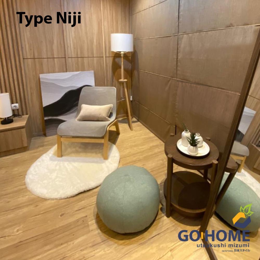 go home residence tipe niji 2