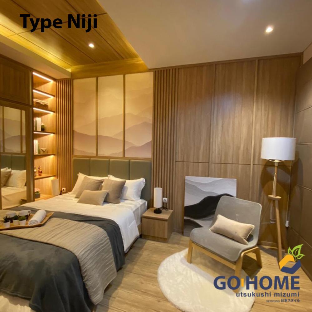 go home residence tipe niji 5