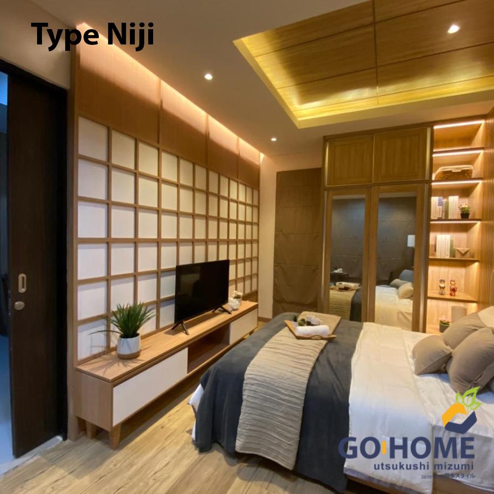 go home residence tipe niji 6