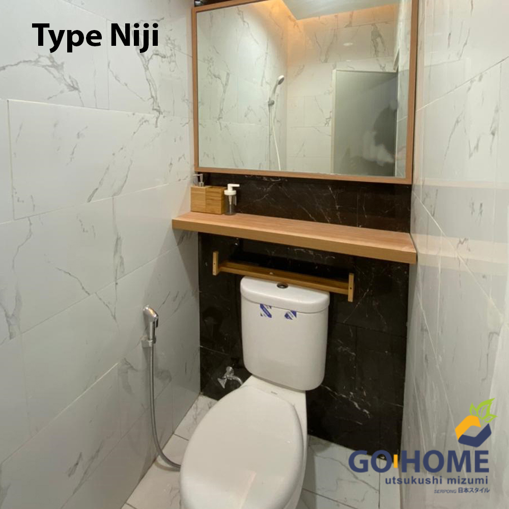 go home residence tipe niji 9